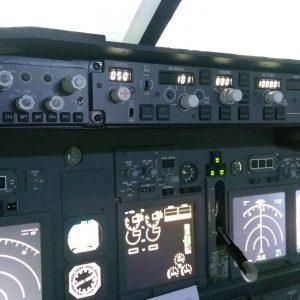 Boeing 737-800 Main Instrument Panel MIP